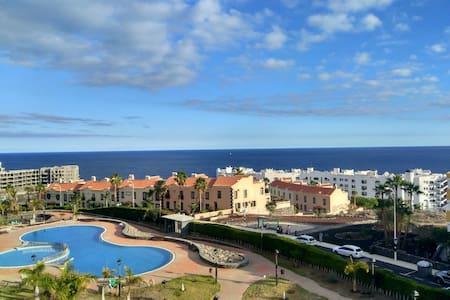 Risveglio vista Oceano e piscina - Santa Creu de Tenerife - Pis