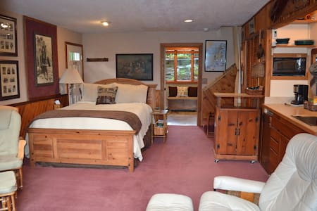 SCENIC SPACIOUS STUDIO SUITE RETREAT--CHANNEL VIEW