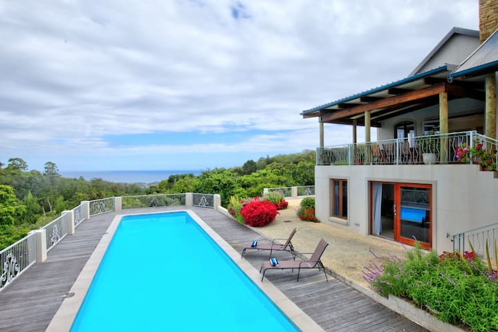 Garden Route Manor House Villas For Rent In Wilderness Western Cape South Africa