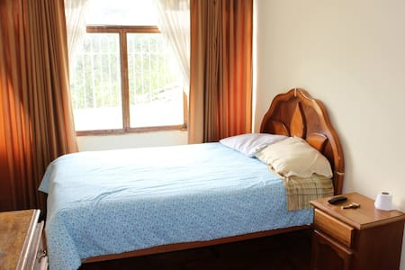 Private room in a family house-TOURIST HOUSE 1A