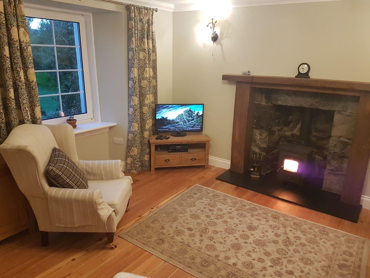mossbank dunvegan newly refurbished cottage houses for rent