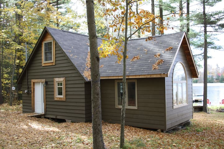 George Cottage on Green Lake – Lakeside simplicity - Shawville - Cabana