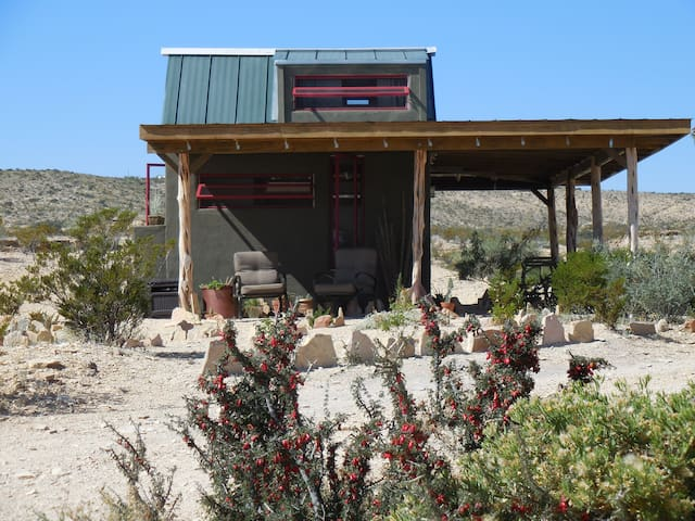 Tiny Terlingua - Terlingua Ghosttown