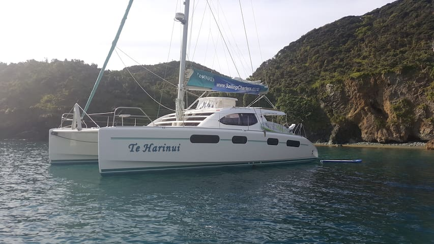 Overnight Anchorage Yacht Stay - Meals included