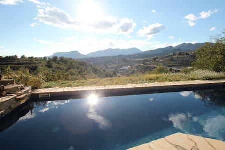Rocasol rustic traditional villa - Benissa - Villa