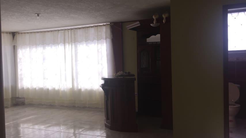 Habitación descanso perfecto