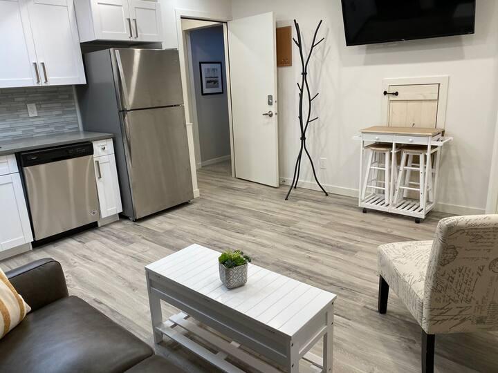 Modern One Bedroom Legal Suite