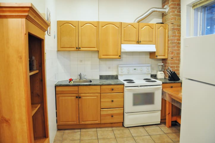 Apartment available only till Aug31