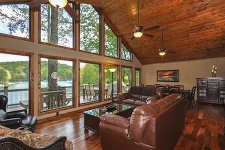 Lakefront, theater room, Swim, fish, boat rental