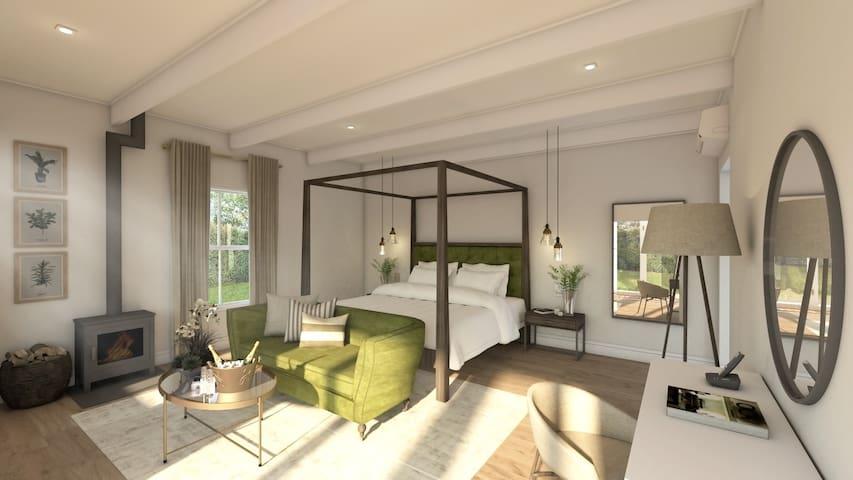 Deluxe Junior Suite at La Paris Estate