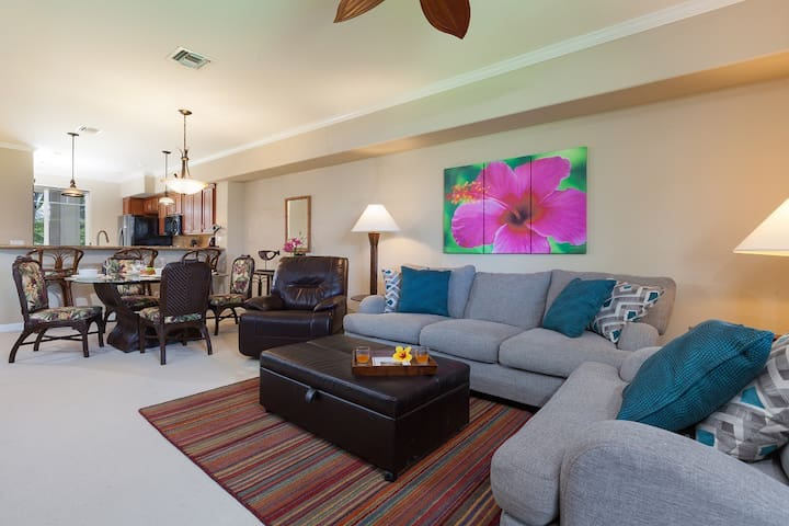 Waikoloa Beach Villas L23.  Includes Hilton Pool Pass for stays in 2020