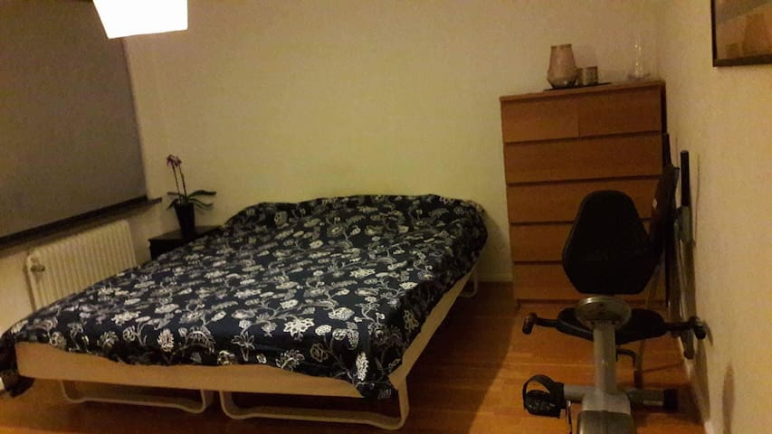 Clean and nice room for 2 person. - Landskrona - Lägenhet