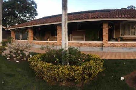 Linda chácara em Atibaia
