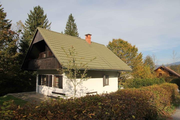 Woodywood cottage Bohinj