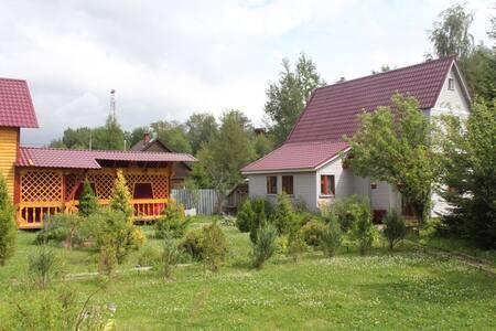 Уютная дача в Икше - Iksha