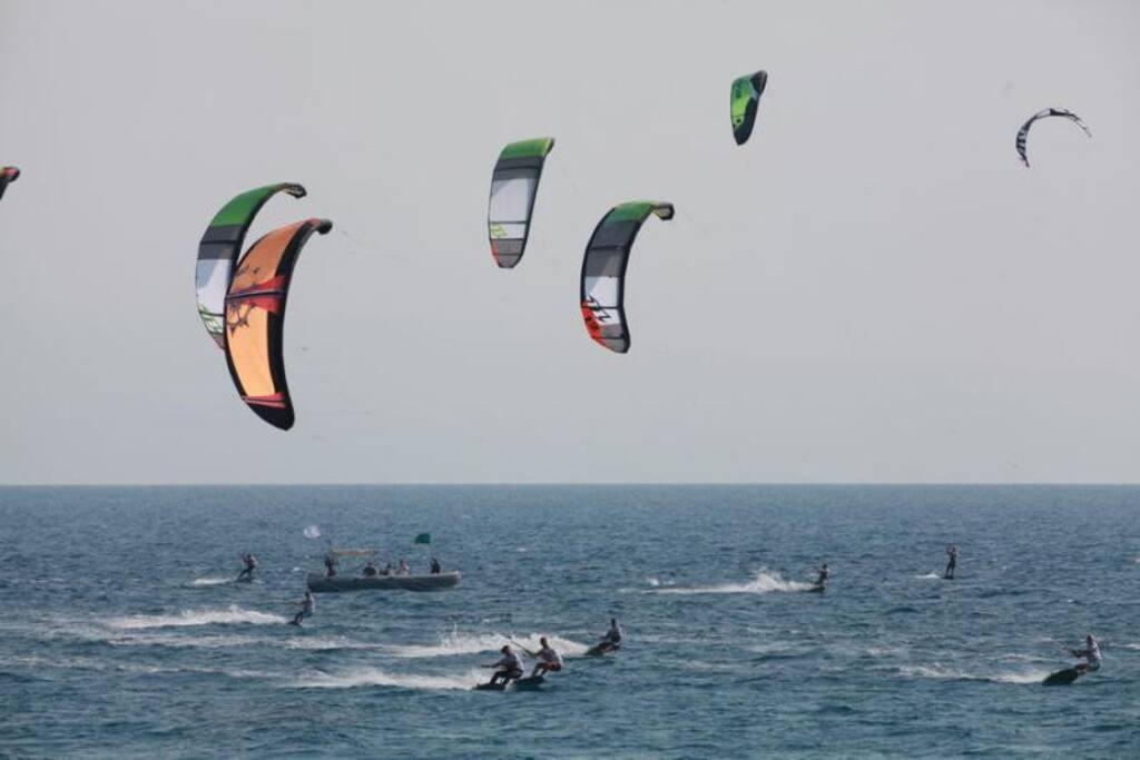 campionato mondiale kitesurf summer 2015