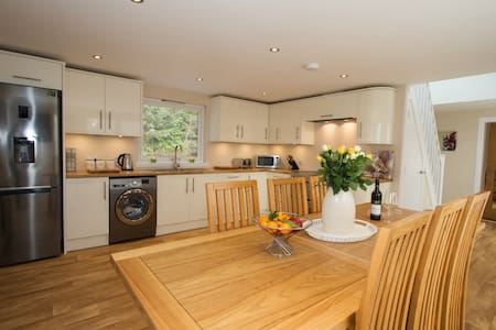 Tranquil Self Catered Country Cottage - Aberdeenshire - Hus