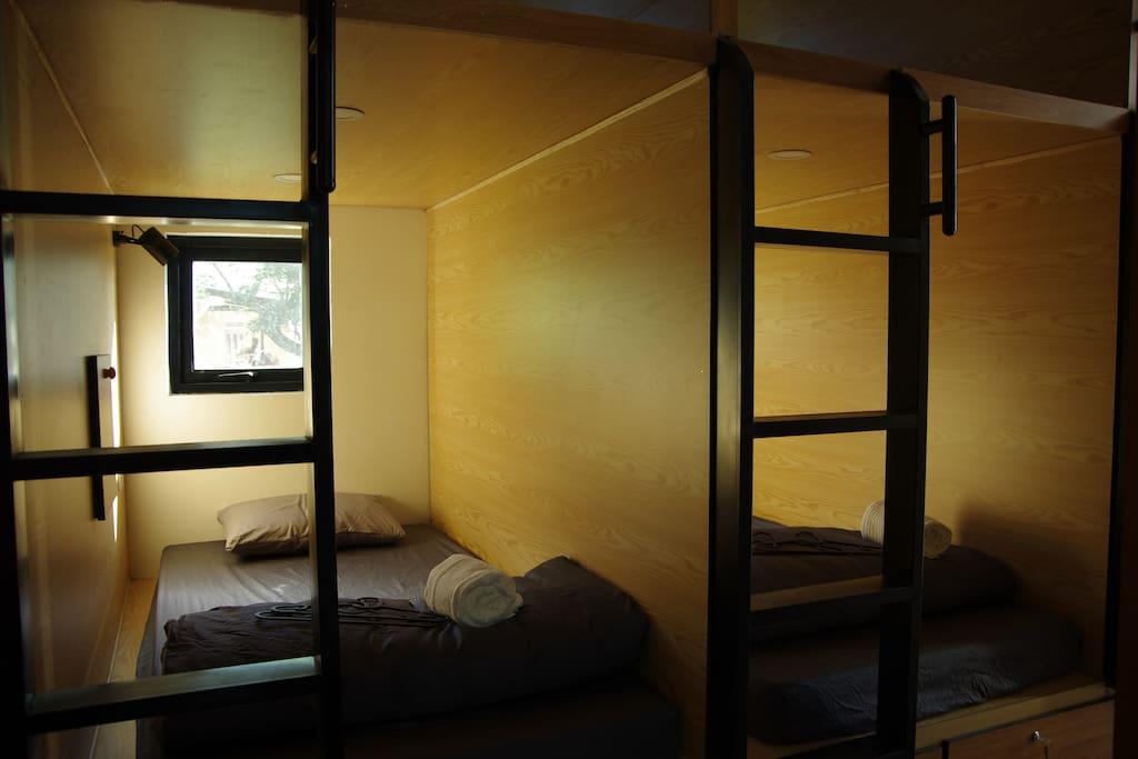 Capsule Dormitory