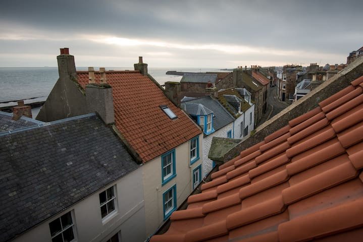 The Artist House in a pretty fishing village - Cellardyke - Wohnung