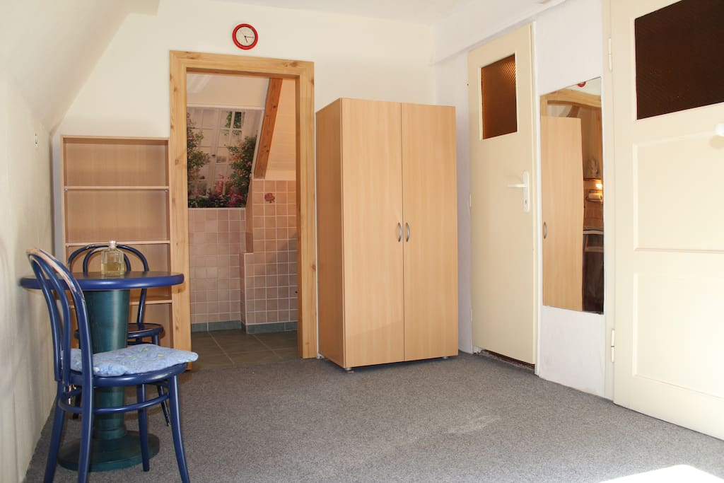 Hlavní obývací prostor
