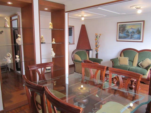 Espectacular departamento en exclusivo sector. Bta