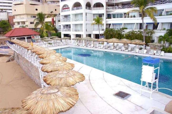 ★Increíble Suite con Playa Privada★