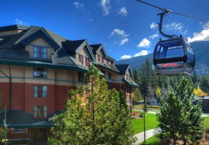 South Lake Tahoe Heavenly Village