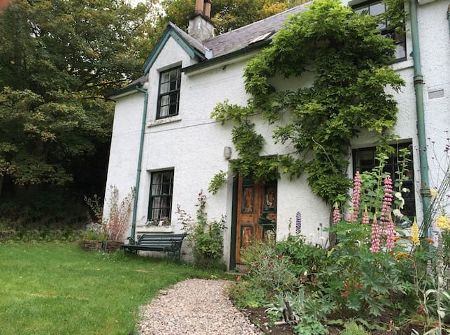 West Cottage and Stables – Cottage - Glenlyon - Hus