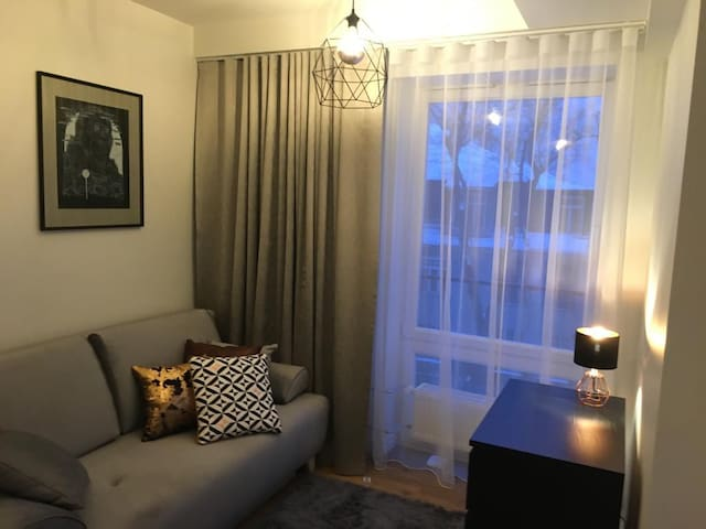 Apartment with balcony in the Center of Tallinn
