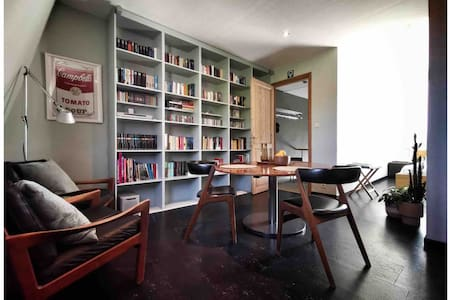 Luxury studio in the centre of Ghent