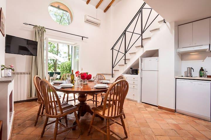 Apartment 4 @ Tenuta Capizucchi Rome - Roma