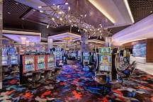 The new and improved, completely renovated, Palms Casino and Resort!