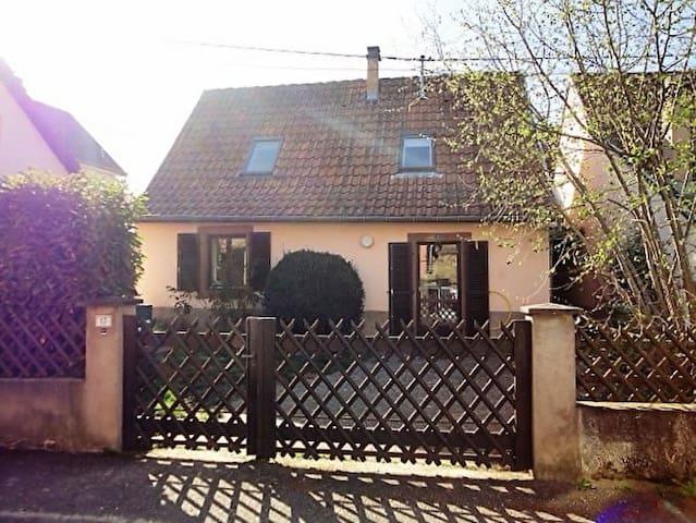 Maison proche route des vins - Gresswiller - House