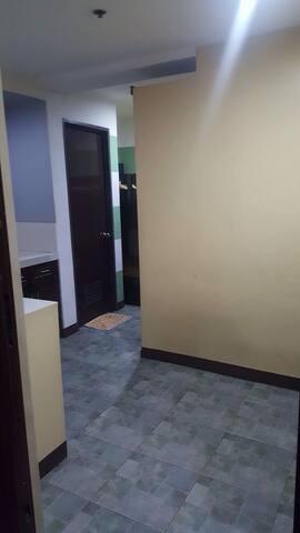 A room good for 4 (Unit F) - Baguio City - Apartamento