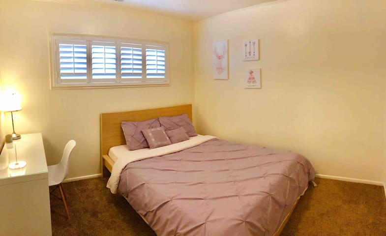 #2  Lovely & Clean Bedroom / 7 mins SFO Airport
