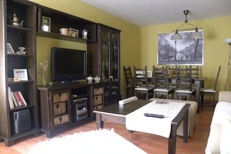Apartamento en Ainsa 7 plazas. - Aínsa - Appartement