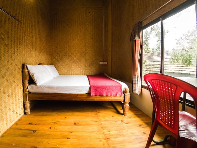 Bamboo Hut Room-1