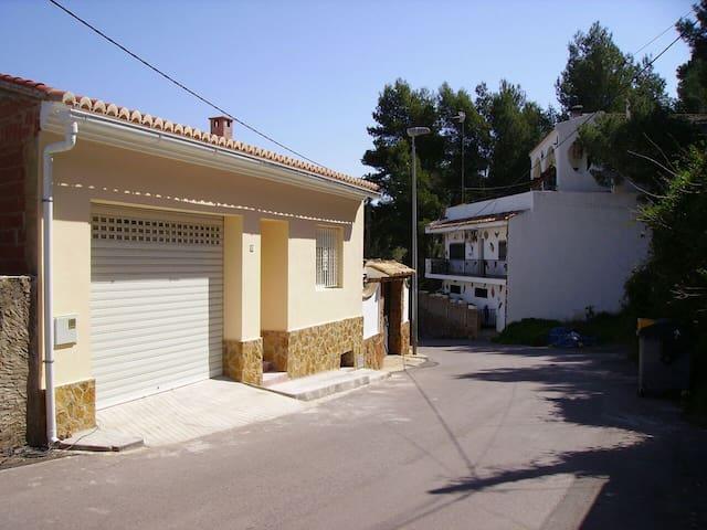 Maison neuve dans  Sierra Calderona - Estivella