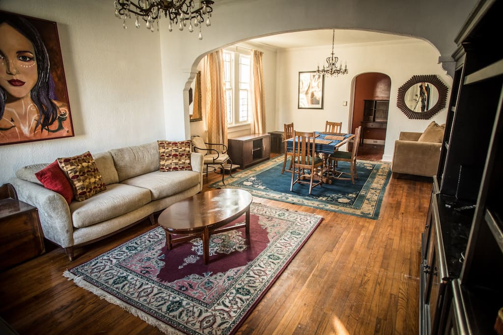 Esplanade Ridge 3 Bedroom Charmer Apartments For Rent In New Orleans Louisiana United States