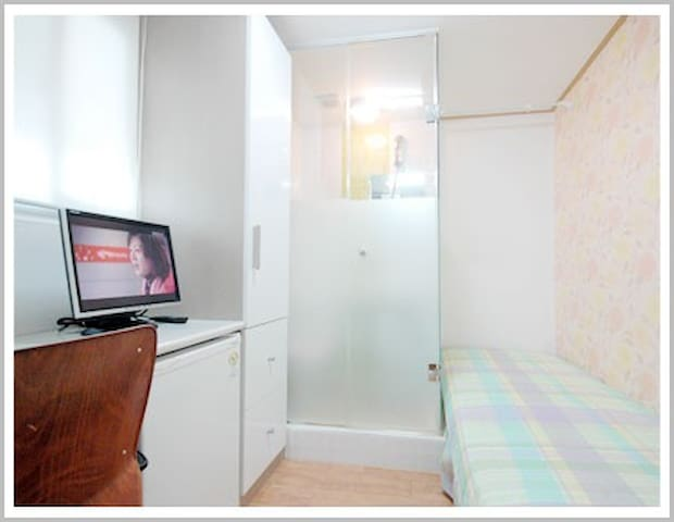 kkkassamia single room(dongdaemun market)单人入住