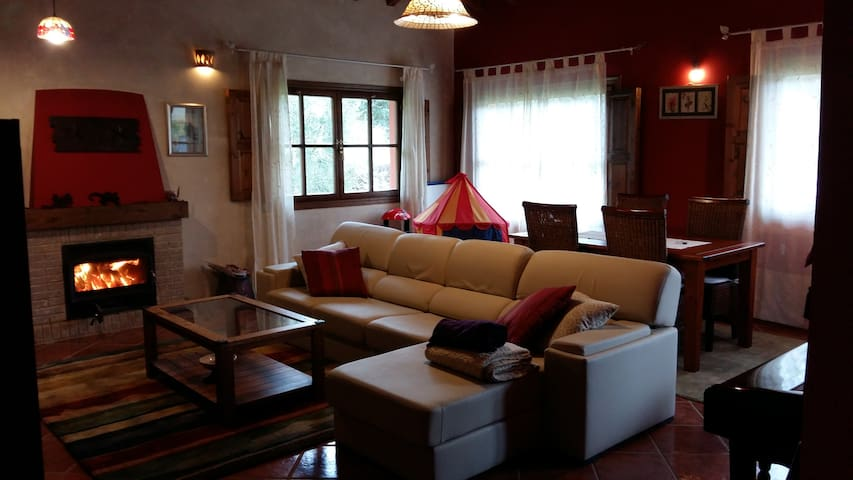 Villa Chalet entre Llanes y Ribadesella - Cardoso - Chalet