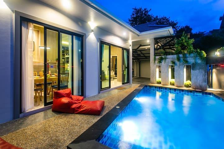Duangtham pool villa 2