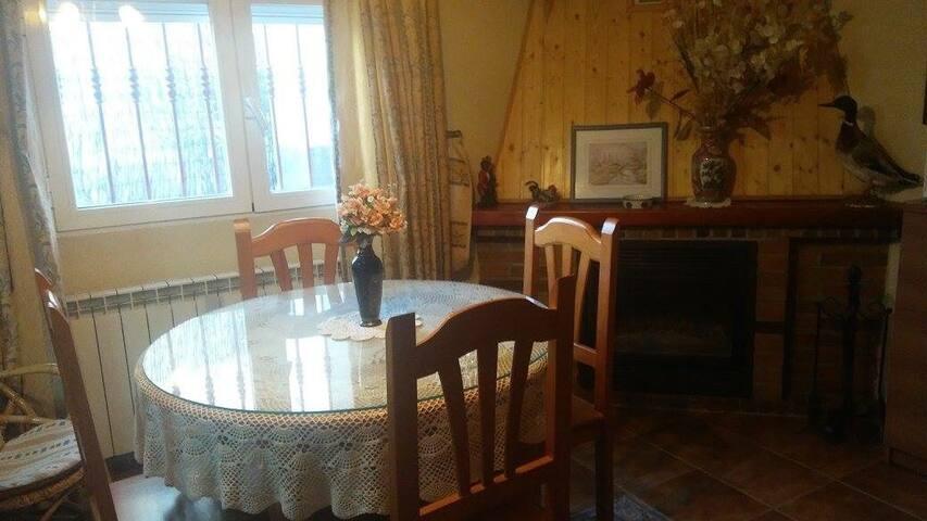 Casa Rural La Cucurrumacha