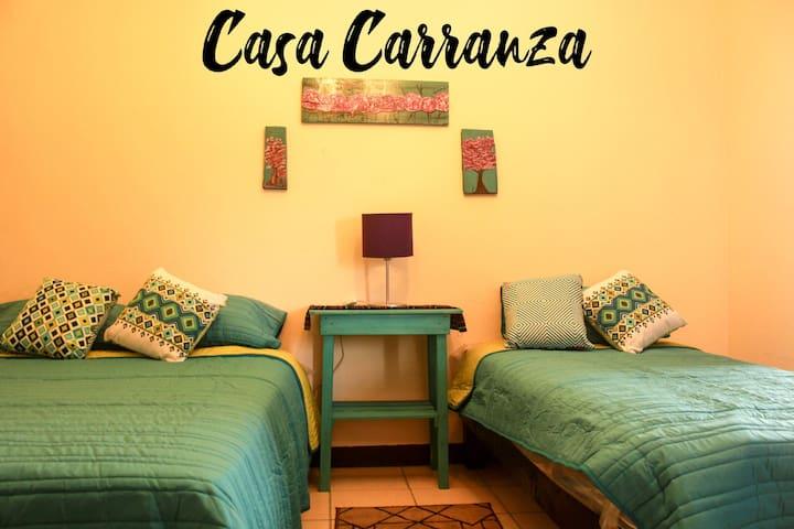 CASA CARRANZA 2 (en el zócalo de Xicotepec)