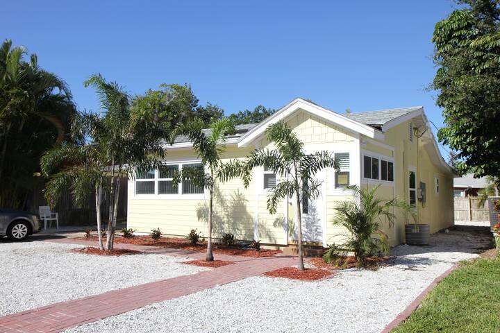 Sunnyside Cottage - Saint Pete Beach - Casa