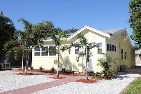 Sunnyside Cottage - Saint Pete Beach
