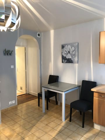 Appartement F2 impasse Paradis à Cherbourg