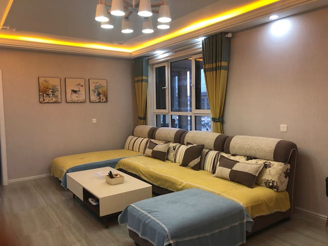 市中心家庭式公寓