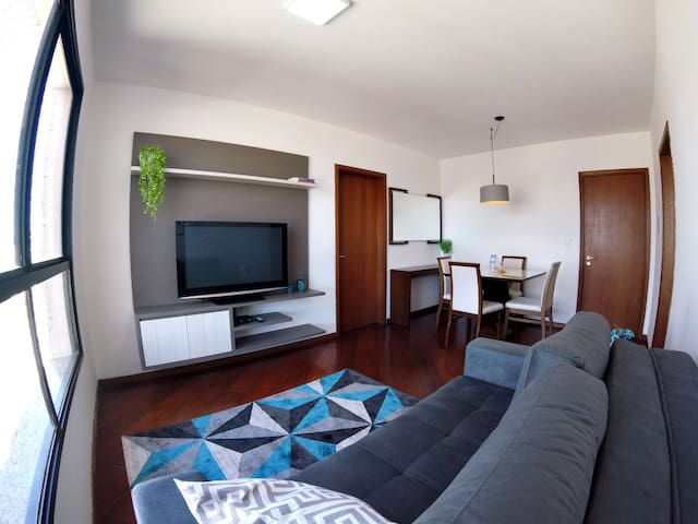 Belo Apartamento Central Master Collection