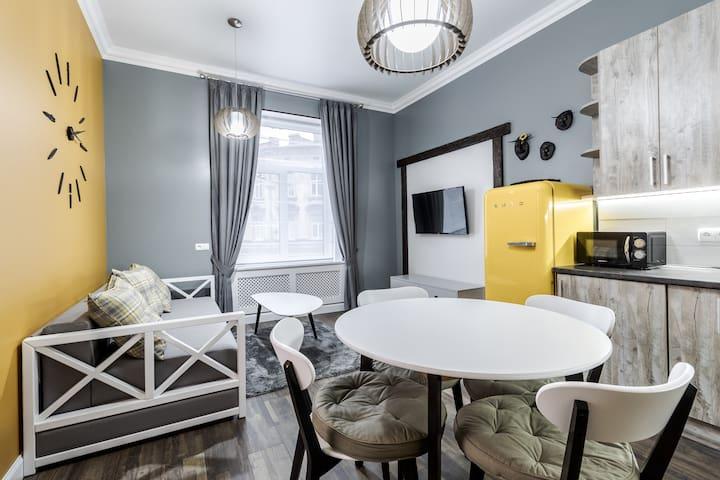 Exclusive, cozy, apartment